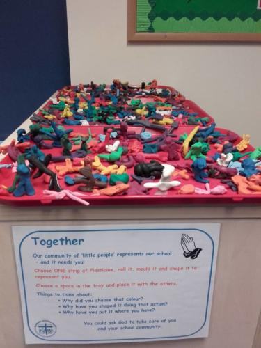 Together - the role we play in our school community
